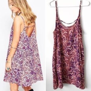 Intimately Free People Paisley Slip